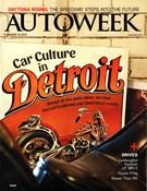 Autoweek Magazine 1/18/2016