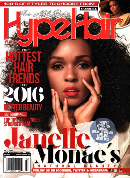 Hype Hair Cover - 1/1/2016
