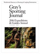 Gray's Sporting Journal Magazine 1/1/2016