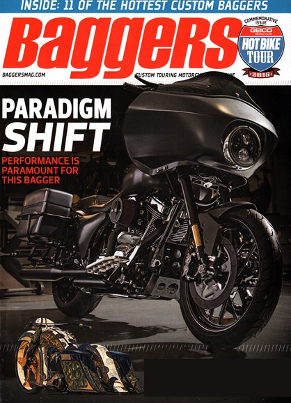 Baggers Cover - 2/1/2016