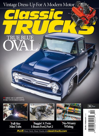 Classic Trucks Cover - 2/1/2016