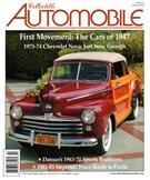 Collectible Automobile Magazine 2/1/2016