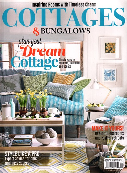 Cottages & Bungalows Cover - 2/1/2016