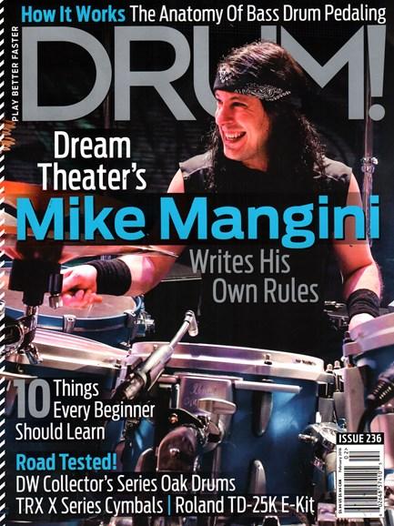 Drum! Cover - 2/1/2016