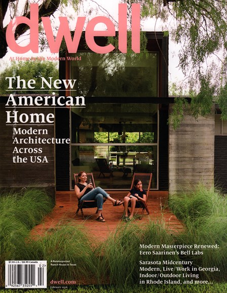 Dwell Cover - 2/1/2016