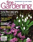 Fine Gardening Magazine 2/1/2016