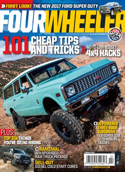 Four Wheeler Cover - 2/1/2016