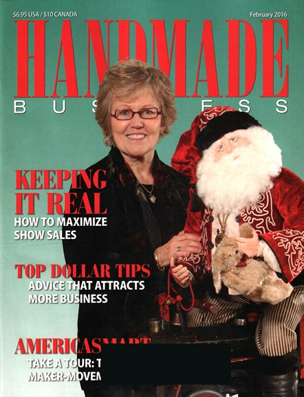 Handmade Business Cover - 2/1/2016