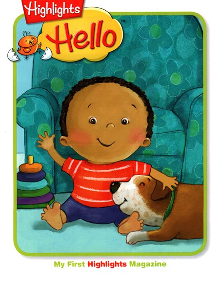 Highlights Hello Cover - 2/1/2016