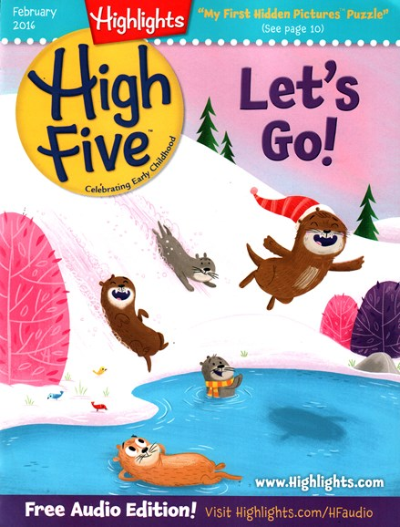 Highlights High Five Cover - 2/1/2016