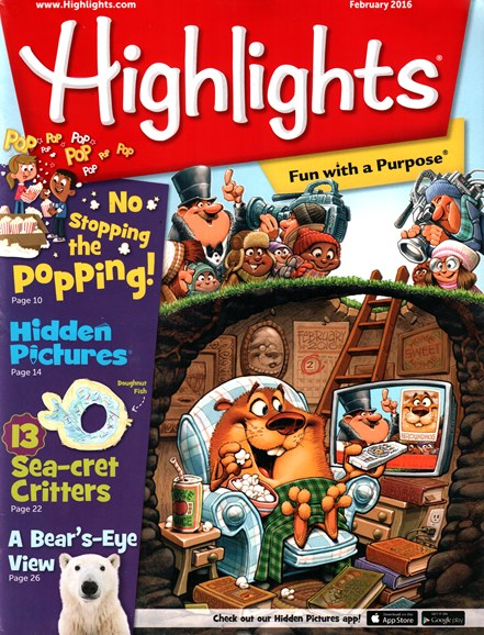 Highlights Cover - 2/1/2016