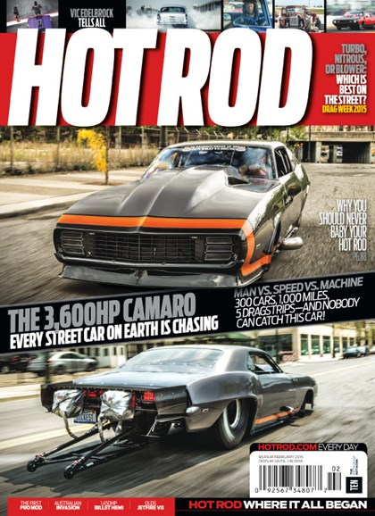 Hot Rod Cover - 2/1/2016