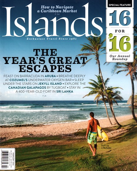 Islands Cover - 2/1/2016