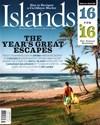 Islands Magazine   2/1/2016 Cover