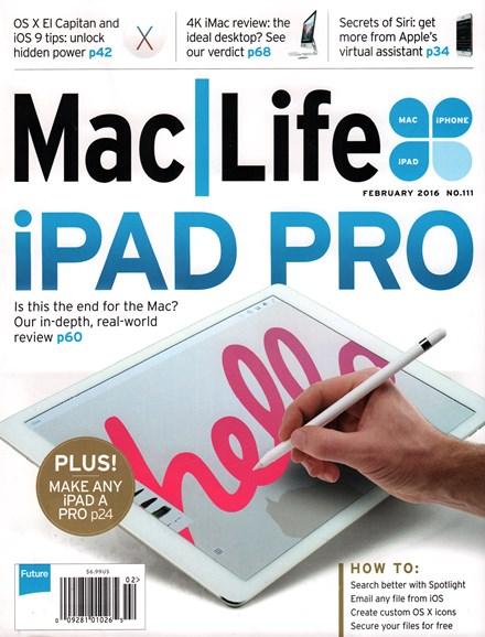 Mac | Life Cover - 2/1/2016