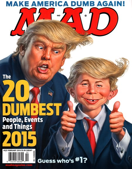 Mad Cover - 2/1/2016