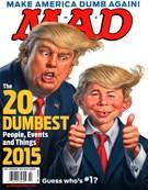 Mad Magazine 2/1/2016