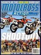 Motocross Action Magazine 1/1/2016