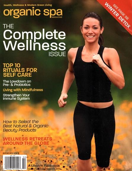Organic Spa Cover - 2/1/2016