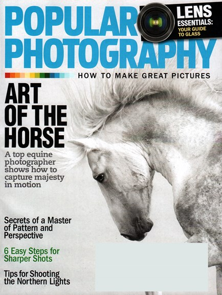 Popular Photography Cover - 2/1/2016
