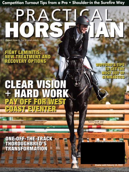 Practical Horseman Cover - 2/1/2016