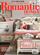 Romantic Homes Magazine 2/1/2016