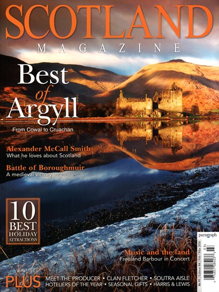 Scotland Magazine Cover - 2/1/2016