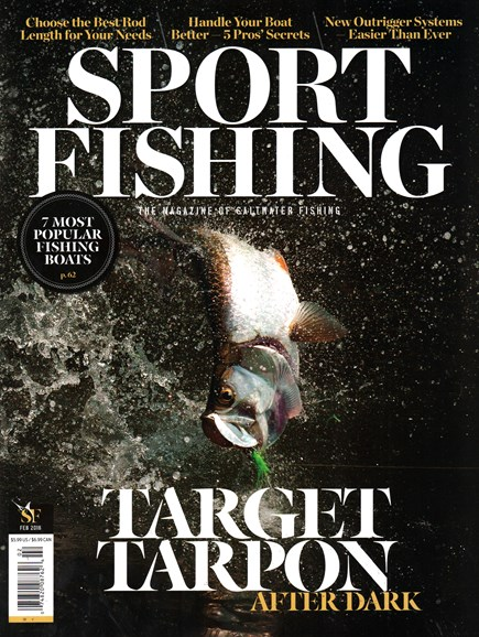 Sport Fishing Cover - 2/1/2016
