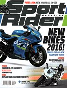 Sport Rider Magazine 2/1/2016