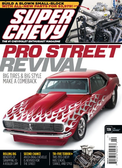 Super Chevy Cover - 2/1/2016