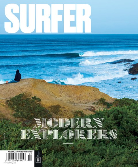 Surfer Cover - 2/1/2016