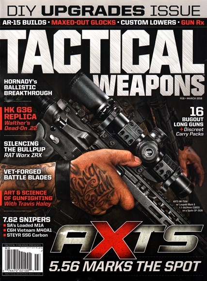 Tactical Life Cover - 2/1/2016