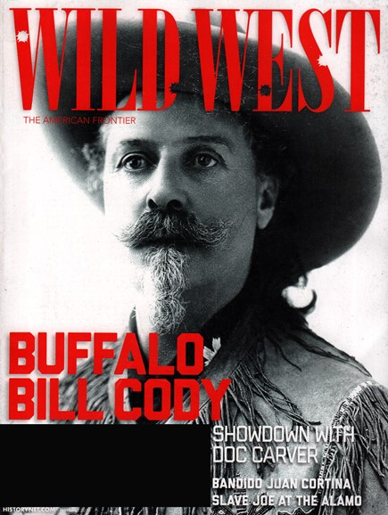 Wild West Cover - 2/1/2016