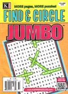 Find and Circle Jumbo Magazine 3/1/2016