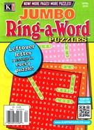 Jumbo Ring a Word Magazine 4/1/2016
