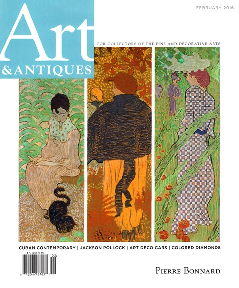 Art & Antiques Cover - 2/1/2016