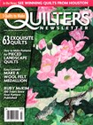 Quilter's Newsletter | 2/1/2016 Cover