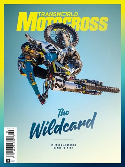 Transworld Motocross Cover - 2/1/2016
