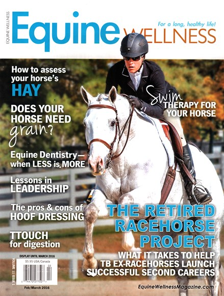 Equine Wellness Cover - 2/1/2016