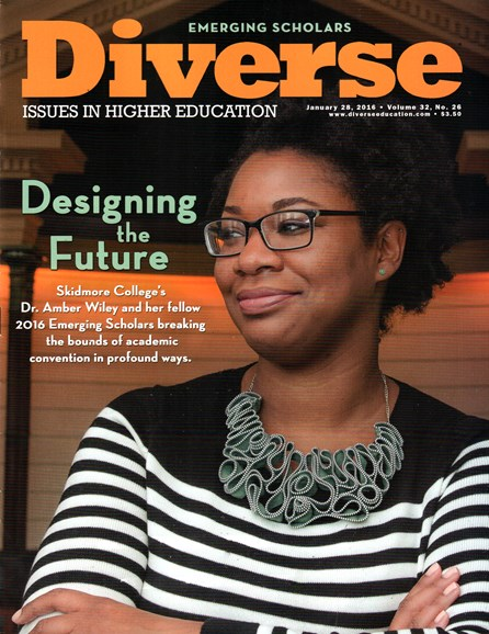 Diverse: Issues In Higher Education Cover - 1/28/2016