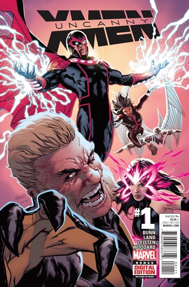 Astonishing X-Men Cover - 2/1/2016