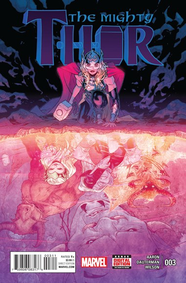 Thor Cover - 3/1/2016