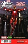 Marvel Universe Avengers Assemble | 3/1/2016 Cover