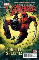 Uncanny Avengers Comic 3/1/2016