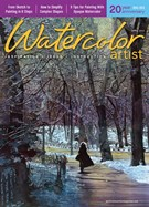 Watercolor Artist Magazine 4/1/2013
