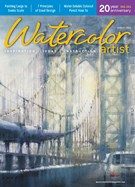 Watercolor Artist Magazine 8/1/2013