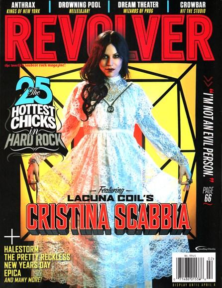 Revolver Cover - 2/1/2016