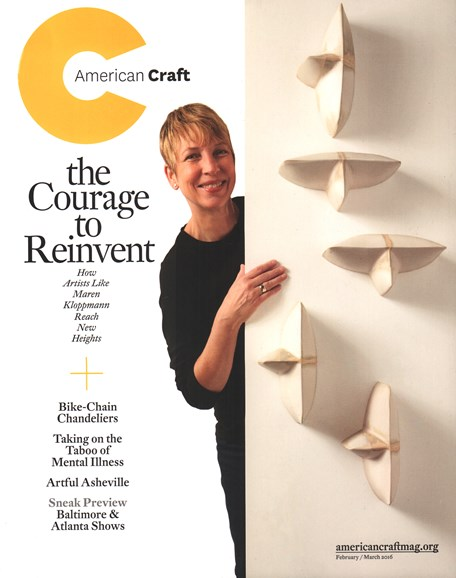 American Craft Cover - 2/1/2016