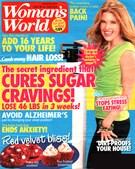 Woman's World Magazine 2/22/2016