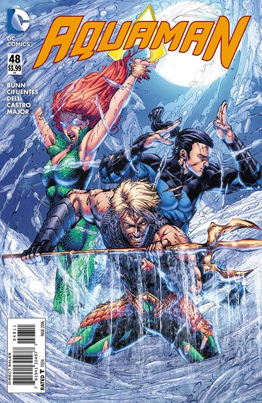 Aquaman Cover - 3/1/2016